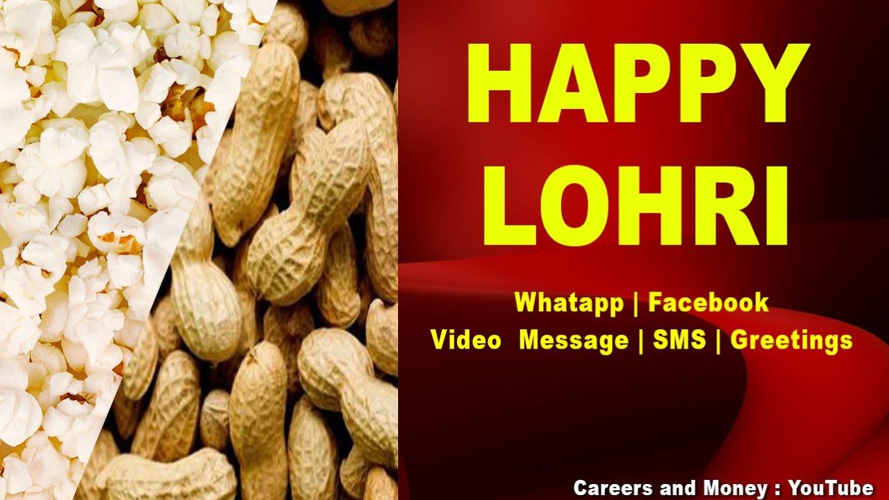 Happy lohri greetings sms message whatsapp download video happy lohri greetings sms message whatsapp download video english youtube m4hsunfo