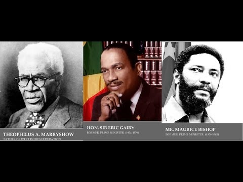 Grenada's Transformative Figures -  Chap 1