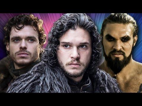 Top 10 Hottest Game Of Thrones Men