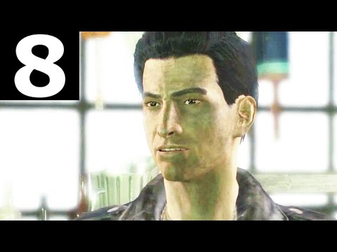 Fallout 4 Far Harbor Part 8 - The Hold Out   Meet Uncle Ken - Walkthrough Gameplay
