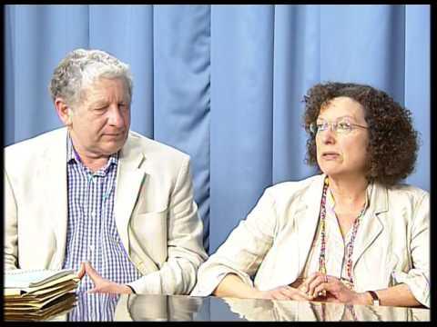 An Interview with Michael Franklin & Caroline Franklin