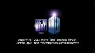 Doctor Who New Theme Tune Mix Extended