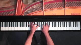"""Debussy """"La fille aux cheveux de lin"""" P. Barton FEURICH 218 piano"""