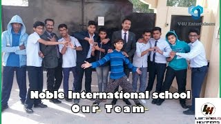 Noble International School | 10th Annual Day  |  Luminous Hoffers ( Dance )