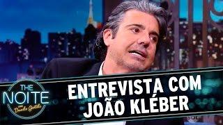 The Noite (12/05/16) - Entrevista com João Kléber