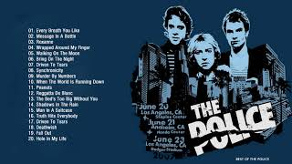 The Best Of The Police - The Police Best Songs Album Playlist 2017