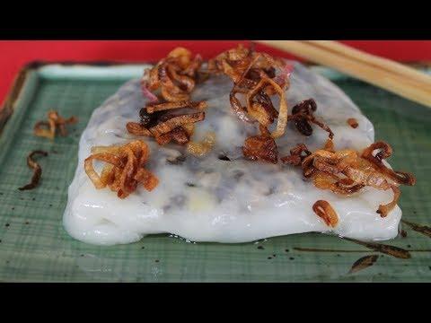 Vietnamese Rice Roll – Banh Cuon – Morgane Recipes