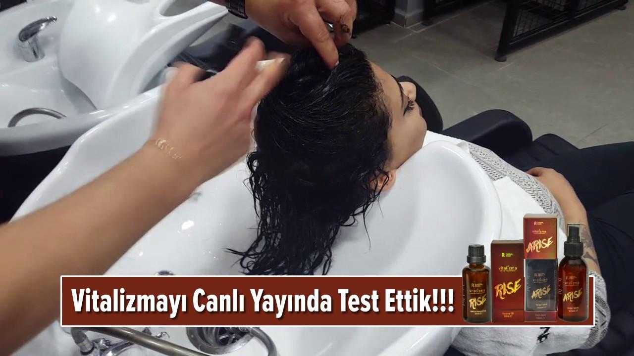 Vitalizma Canli Yayinda Mucizeyi Test Etti Youtube