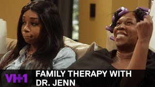 Tiffany Pollard Explodes On Sister Patterson | Family Therapy With Dr. Jenn thumbnail