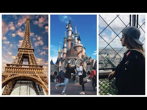 MI VIAJE A PARÍS 2016 | BlueEye
