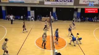 Video realizzato dalla redazione assistsportivo.com : Cav Libera Virtus - Benevento Volley