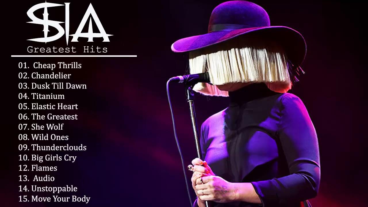 Les Plus Grand Succès De Sia 2020 - Meilleure playlist Sia 2020 Maxresdefault