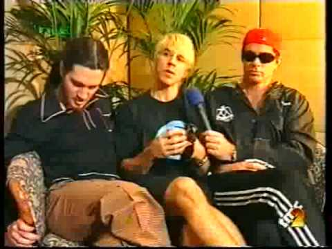RHCP Pizza Interview (1999)