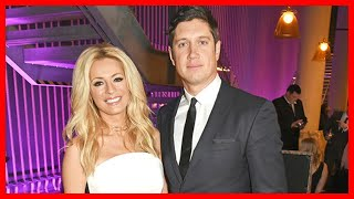 Tess Daly supports husband Vernon Kay in VERY unusual way in rare joint TV 'appearance'