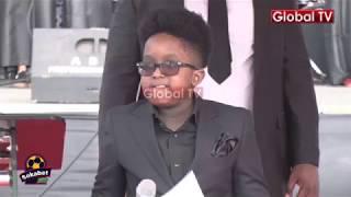 Rafiki wa Kweli wa PATRICK Aliyemtungia Shairi la Huzuni