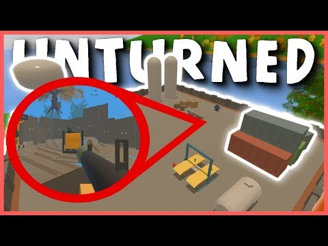 ADMIN GAVE US ALL ADMIN FOR THE DAY! MODDED GLITCH BASE RAIDS! (Unturned Base Raids)