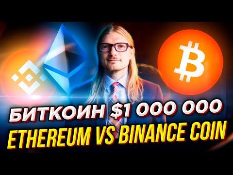 Следующий ход Биткоина станет Шоком для Всех?! Binance Coin топ-2 криптовалюта вместо Ethereum