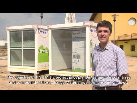 GLASSOLATING Pilot Plant- Zaragoza-Emilie Project