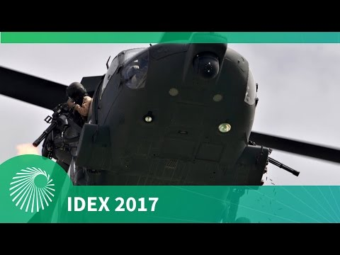 IDEX 2017 Preview