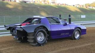 "ENTER ""Sand Thing"" Dirt Drag Outlaws @ Newtown Dragway"
