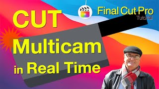 Cut Multicam in real time - Final Cut Pro 10.5.2