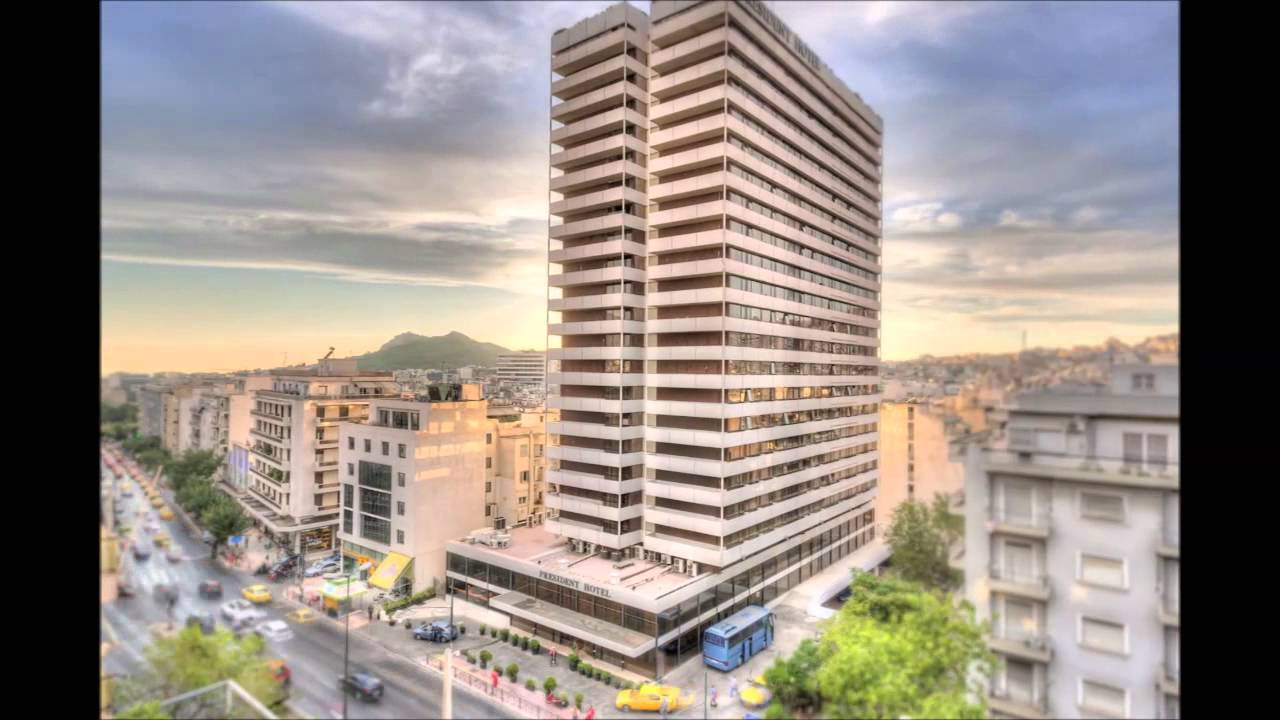 President Hotel Athens Time Elapse