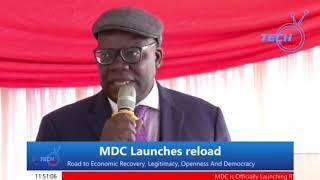 Zimbabweans have an economic and political crisis: Biti