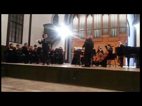 Камерный оркестр. Кирха. Баку.
