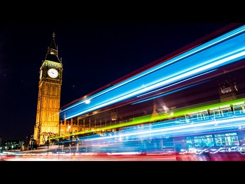 London - The Square Mile City in 4K! | DEVINSUPERTRAMP