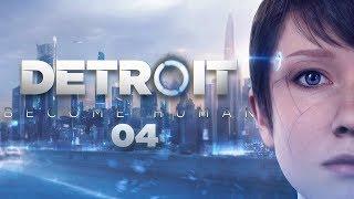 Detroit Become Human #04 | Rewolucja Marcusa