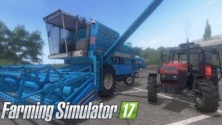 🚜BIZON BS-5110 / URSUS 1224 / RENAULT / Farming Simulator 17 Mody
