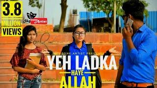 Video Yeh Ladka Hai Allah - Cover | Vishakha Mahore | Hum Kisise Kum Naheen | Asha Bhosle & Mohammad Rafi download MP3, 3GP, MP4, WEBM, AVI, FLV Oktober 2018