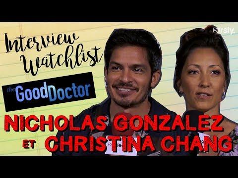 THE GOOD DOCTOR : la Watchlist de Nicholas Gonzalez et Christina Chang