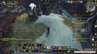 Radeon rx 570 msi armor 4gb  ¡ gameplay in wow bfa dalaran 1