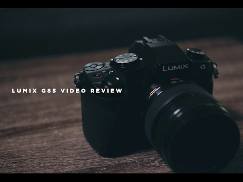 Panasonic Lumix G85 Video Review (GH4 KILLER?!!)