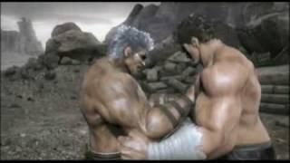 ケンシロウ VS ラオウ 「さらば強敵よ!!」