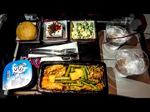 TRIP REPORT | Qatar Airways | Boeing 777-200LR | Doha - Bang