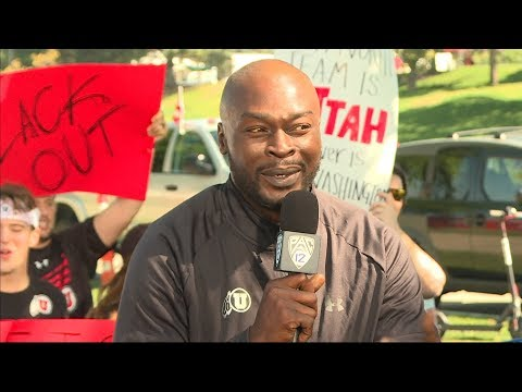 Former Utah RB Mike Anderson Joins 'The Pregame' To Talk Utes' Legacy, His NFL Career