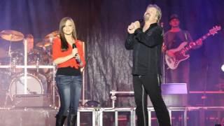 Travis Tritt Sings with his daughter at the North GA  Fair MP3