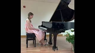 "Anna Fiorito - P. Tchaikovsky ""May"" from The Seasons; I. Berkovich ""Variations on Paganini Theme"""