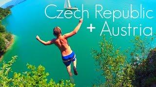 Epic Drone Video Featured Creator Jakub Lakatoš – Austria and Czech Republic