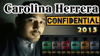 Caroline Herrera Confidential | Fragrance Collection