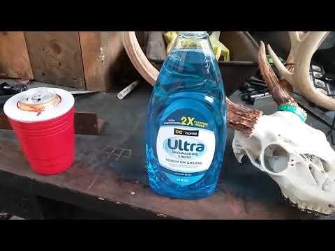 How to prep a deer skull for European mount pt1