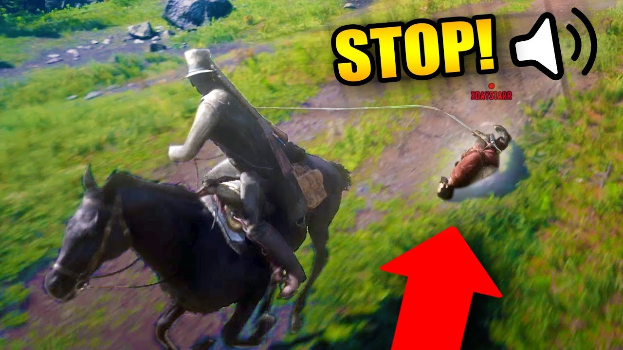 I FEEL BAD FOR DOING THIS... | Red Dead Redemption 2 Online Outlaw Life #16