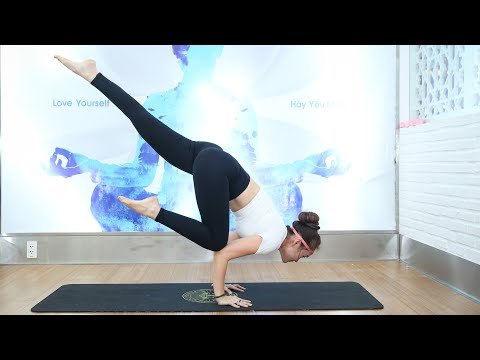 flying crow pose  youtube