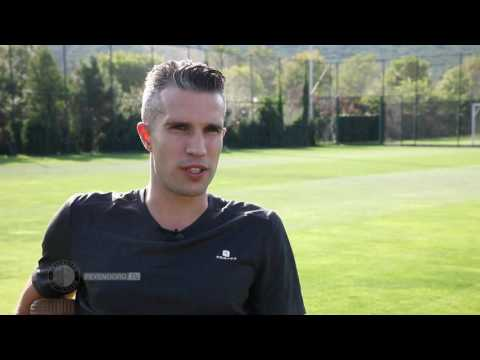 Preview interview Robin van Persie - Feyenoord TV 27 september 2016