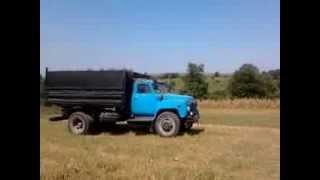 газ 53 дизель Мерседес | GAZ 53 DISEL MERCEDES(двигатель от Мерседеса 609., 2013-08-20T13:11:58.000Z)