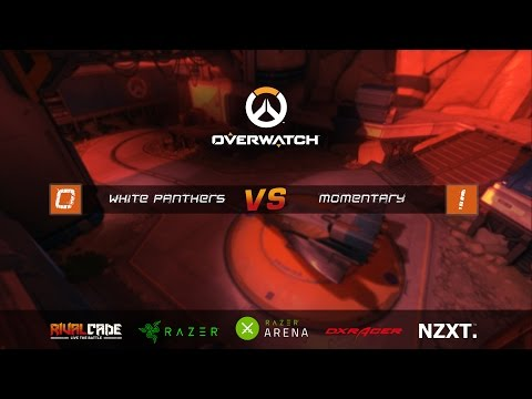 Overwatch Arena Spectacular: Momentary vs. White Panthers