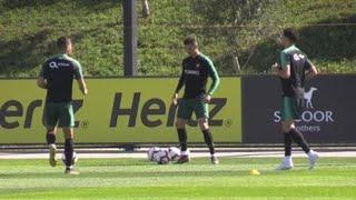 Cristiano Ronaldo regresa con Portugal thumbnail