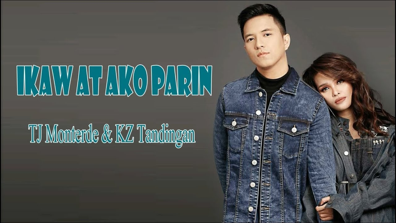 Ikaw at ako by Tj Monterde (Cover) - YouTube